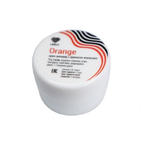 Крем-ремувер Lovely с ароматом Апельсина,15g