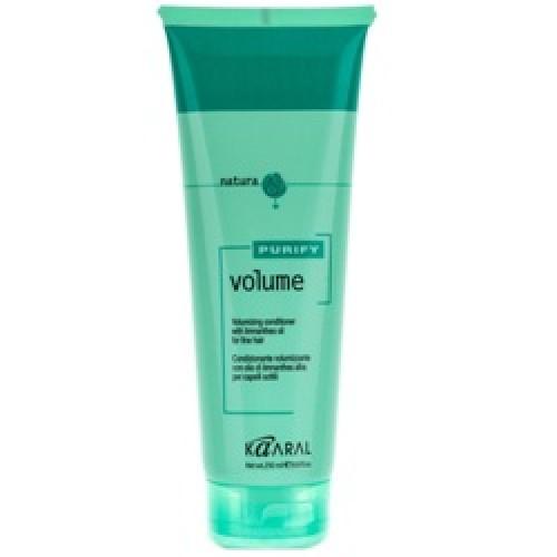 Кондиционер для тонких волос Kaaral Purify Volume Conditioner, 250 мл