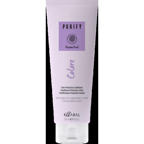 Кондиционер для окрашенных волос Kaaral Purify Colore Conditioner, 250 мл