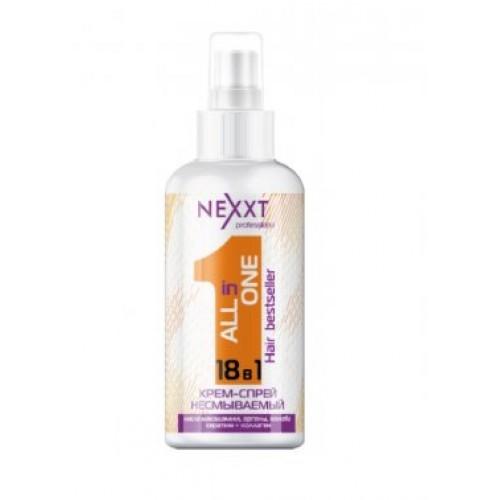 Крем-спрей несмываемый 18 в 1 Nexxt Professional All-In-One 150 мл