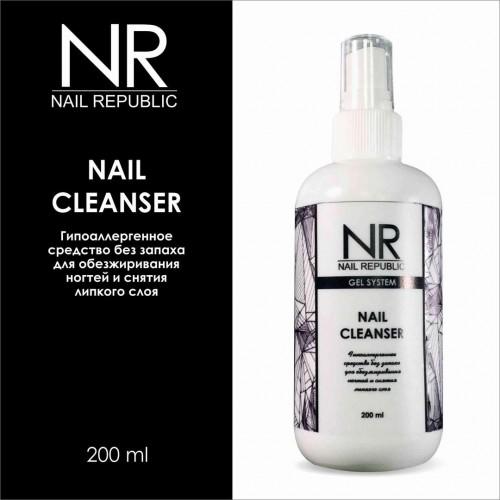 NR NAIL CLEANSER