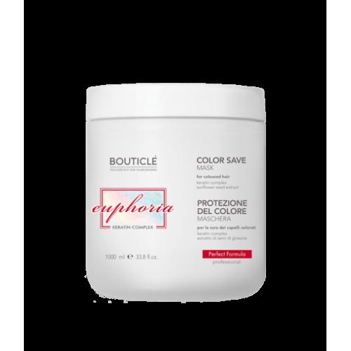 Маска с Keratin & Protein Complex для окрашенных волос BOUTICLE Color Save Mask 1000 мл