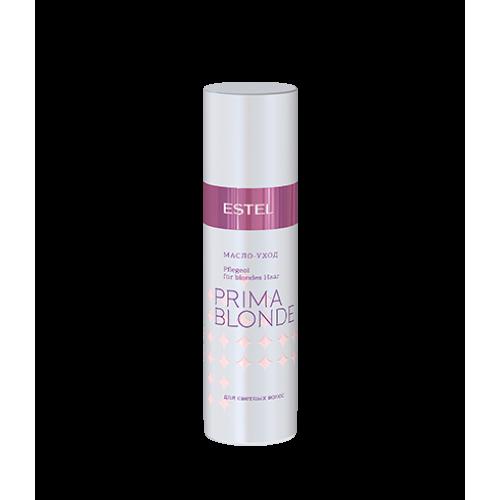 Масло-уход для светлых волос Estel PRIMA BLONDE 100 мл