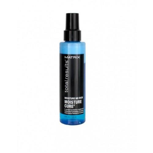 Несмываемый увлажняющий двухфазный спрей для питания сухих волос Moisture Me Rich 150 мл