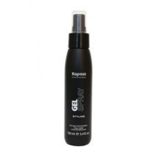 Kapous Гель-спрей для волос сильной фиксации 100мл