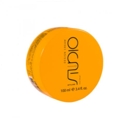Kapous Studio Моделирующие сливки для укладки волос нормальной фиксации «Design Cream» 100мл