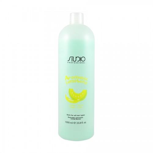 Бальзам для всех типов волос «Банан и дыня» Aromatic Symphonyl 1000мл Kapous Studio