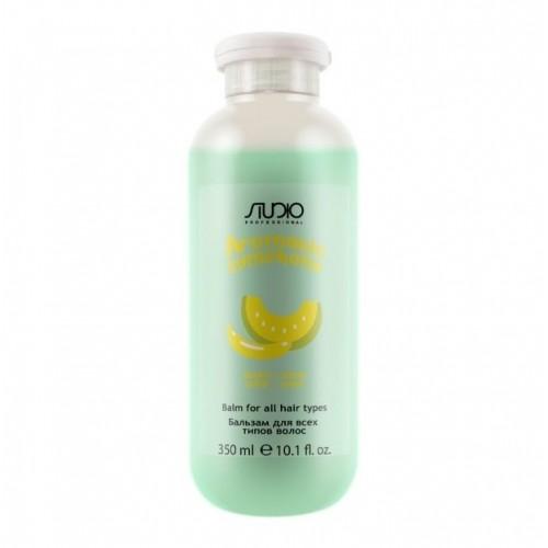 Бальзам для всех типов волос «Банан и дыня» Aromatic Symphonyl 350мл Kapous Studio