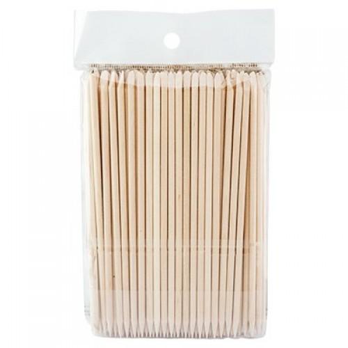 Палочки апельсиновые для ногтей  средние, 90-100 шт.